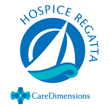 Care Dimensions Hospice Regatta logo