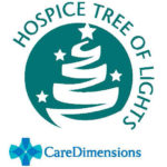 Care Dimensions Hospice Tree of Lights